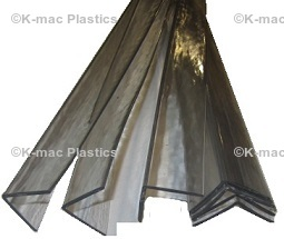 Pvc Clear Angles